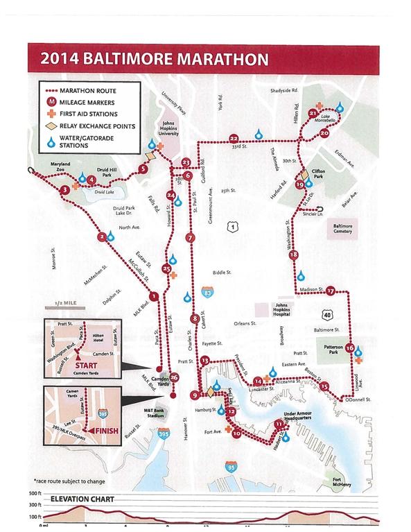 Beware Of Traffic And Road Closures On Saturday October